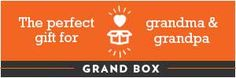 Coolestmommy's Coolest Thoughts: Gifts for Grandparents at GrandBox and reader savings offer