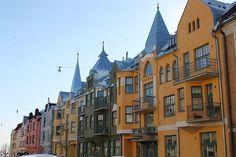 Ullanlinna district, Helsinki