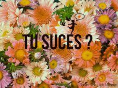 Dites-le avec des fleurs