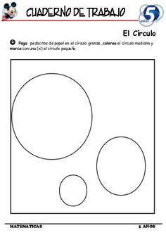 Cuaderno de Trabajo I - 5 Años Matematica Preschool Worksheets, Classroom, Projects, Tutu, Spanish Activities, Preschool, Body Parts Preschool, Teaching Letters, Writing Activities