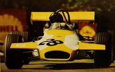 Carlos Reutemann - Brabham BT30 Cosworth FVA - Automovil Club Argentina - XXXI Grand Prix Automobile de Pau 1971