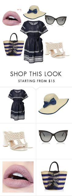 """Untitled #4"" by aldinkooo ❤ liked on Polyvore featuring Lisa Marie Fernandez, WithChic, Alexander McQueen, Tom Ford and Sensi Studio"