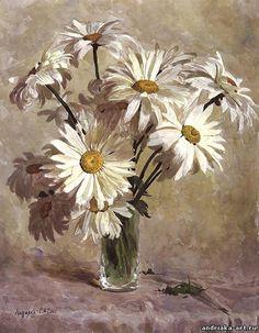 Цветы  - Картины - Сергей Андрияка