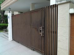 21 Great Perimeter Wall And Gates Images Gate Gates