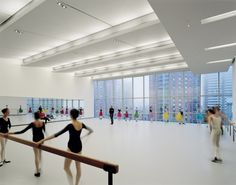 The National Ballet School / KPMB Architects