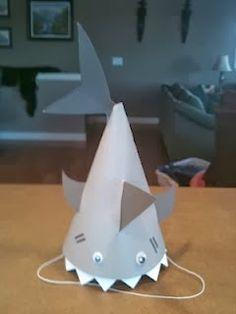 Tiburones - Decoración De Fiestas De Cumpleaños