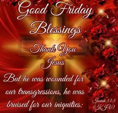 Thank you Jesus Good Friday Blessings easter jesus friday friday quotes easter quotes good friday easter image quotes good friday quotes good friday images thank you jesus Good Friday Images, Happy Good Friday, Psalm Sunday, Good Morning Quotes Friendship, Holy Week Prayer, Holy Friday, Prayer Images, Friday Wishes, Easter Quotes