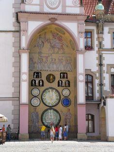 Olomouc Astronomical Clock