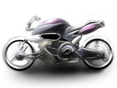 Yamaha MTH 500 Concept