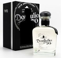 Don Julio 70 Añejo Claro: One of the most amazing tequilas I've tasted.