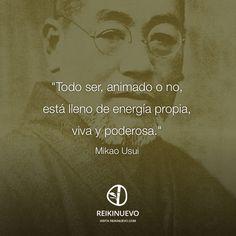 Nuestro maestro Mikao Usui nos habla de la energía viva y poderosa... http://reikinuevo.com/mikao-usui-energia-viva-poderosa/