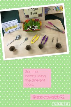 Easy Diy Garden Projects You'll Love Eyfs Activities, Motor Skills Activities, Fine Motor Skills, Stem Learning, Outdoor Learning, Project Based Learning, Stem Projects, Diy Garden Projects, Bear Theme Preschool