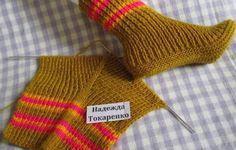 Ciorapii călduroși pe timp de iarnă sunt cei mai căutați. În comerț există o mare varietate de ciorapi, dar cei tricotați cu propriile mâini sunt cei mai dragi. În acest articol vă propunem o metodă