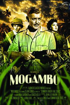 Ocio Inteligente: para vivir mejor: Momentos de cine (45): Clark Gable y Ava Gardner en Mogambo
