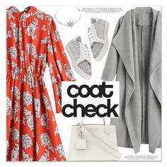 """Go Bold: Statement Coats"" by zaful ❤ liked on Polyvore featuring Prada"