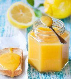 Lemon Curd de Trish Deseine