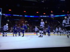 """""""Puck cam"""" view"""