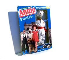 Punjab doll The World of Annie 1982 Knickerbocker by Breelzebub, $59.50