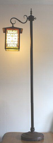 Tiffany Standard Carriage Lamp
