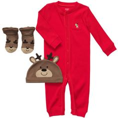 3-Piece Thermal Coverall Set