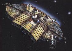3-Z light freighter