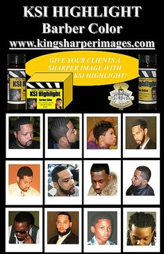 KING SHARPER IMAGES   EASY CUT-N-COLOR SYSTEM  GET YOURS TODAY!