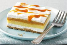 Creme Caramel Squares Recipe - One of our top-rated desserts - it will not disappoint!