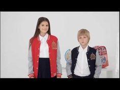 Презентация #школьной одежды от #Фаберлик