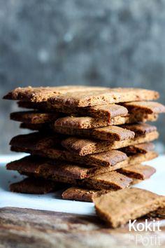 Viipalepiparit - Easypeasy gingerbread cookies (in Finnish) | Kokit ja Potit…