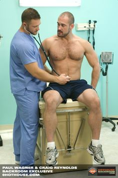 Sexy Male Doctor - Hot Medical