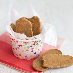 Healthy Homemade Teething Biscuits