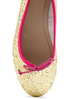 TOUCH - Glitter ballerina$64.99
