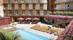 €50,25 Das Fergus Style Plaza Paris befindet sich im Zentrum von Lloret de Mar, nur 200 m vom Strand entfernt.