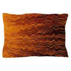 Colorful Abstract light wave lines Pillow Case> Abstract light wave texture> Victory Ink Tshirts and Gifts