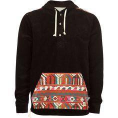 ALTAMONT Adhan Mens Hooded Poncho 218892149 | Sweatshirts