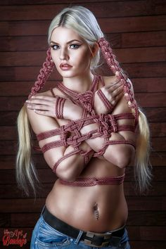 Rod Meier about his project and photography: A photographer is always hunting creative ideas and inspiration as a base for his own work. When I stumbled in 2014 over some photos about rope bondage.…