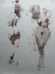 Image result for figure drawing expressive background master