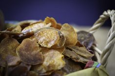028d4ce6ee87bbe1df807b66790e574f8b45b02e  - Baked Sweet Potato Chips