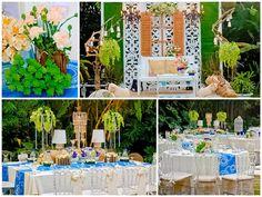 Leander and Mary Joyce's Wedding @ Tagaytay Wedding Cafe - February 05, 2016