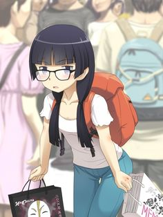 OreImo: Ruri (undercover) by meow