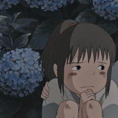 Studio Ghibli Art, Studio Ghibli Movies, Personajes Studio Ghibli, Studio Ghibli Background, Manga Anime, Anime Art, Chihiro Y Haku, Matching Profile Pictures, Spirited Away