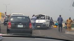 BLOG WITH FURY: PHOTOS: AUTO ACCIDENT ON 3RD MAINLAND BRIDGE THIS ...