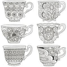 Afbeeldingsresultaat Voor Books And Teacups