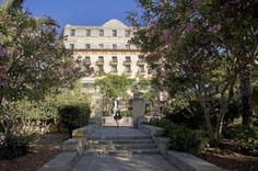 泊ってみたいホテル・HOTEL|マルタ島>バレッタ>古代城壁のすぐ外側にあり、バレッタのバスステーションの近く>ホテル フェニキア マルタ(Hotel Phoenicia Malta)
