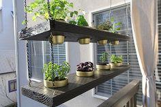 DIY Hanging Herb Planter