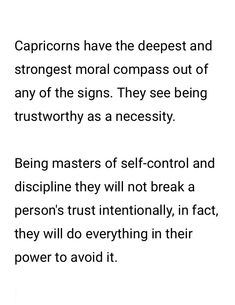 How Much You Can Really Trust Each Zodiac Sign | @capricorn | YourTango.com