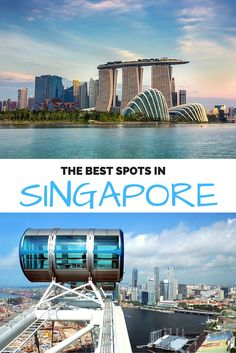 A travel guide to the best spots in beautiful Singapore- the perfect city for a stopover!