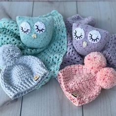 Crochet Beanie Design Knitting and Crochet Ideas - Beanie Hats for Cute Babies FREE Crochet Pattern Image and Ideas 2019 Page 22 of Crochet Baby Blanket Beginner, Crochet Baby Beanie, Crochet Beanie Pattern, Crochet Baby Clothes, Crochet Patterns, Crochet Gifts, Cute Crochet, Crochet For Kids, Beautiful Crochet