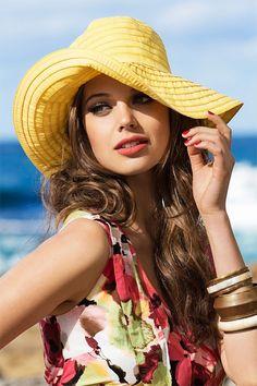 На курорт только с новой модной шляпой! - карточка от пользо