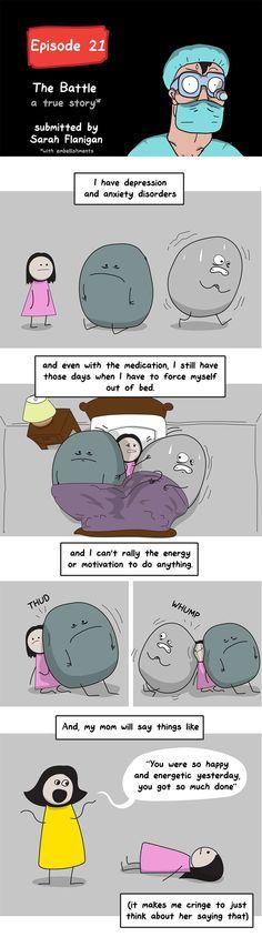 Medical Tales Retold :: The Battle | Tapastic Comics - image 1